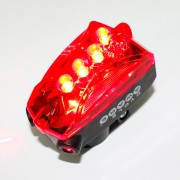 The Laser & LED Tail Light
